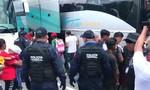 Thanh toán băng đảng ngay trong đồn cảnh sát ở Mexico, 5 người chết