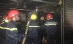 Hai vụ cháy liên tiếp ở chợ Voi, nhiều ki-ốt bị thiêu rụi, thiệt hại tiền tỷ