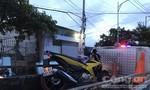 Tông cột đèn chiếu sáng ở Sài Gòn, thanh niên chết tại chỗ