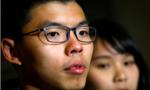 Thủ lĩnh sinh viên bị cảnh sát Hong Kong bắt giữ