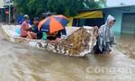"""Đảo ngọc thành """"đảo ngập"""": Hơn 4.000 hộ dân bị ảnh hưởng"""