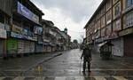 Ấn Độ thiết quân luật ở Kashmir làm gia tăng căng thẳng với Pakistan