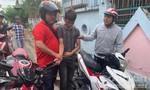 Hiệp sĩ Bình Dương bắt kẻ dùng dao bấm cướp xe
