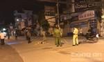 Thanh niên bỏ chạy sau tai nạn chết người ở Sài Gòn