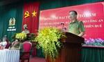 Bộ trưởng Tô Lâm làm việc với Công an tỉnh Thừa Thiên - Huế