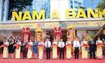 """Nam A Bank tiếp tục """"phủ sóng"""" thương hiệu  tại BR-VT và Kiên Giang"""