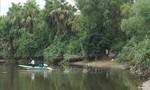 Cấm đánh bắt cá trên khúc sông nghi có cá sấu ở Hà Tĩnh