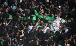 Giẫm đạp tại lễ hội Hồi giáo ở Iraq, ít nhất 31 người thiệt mạng