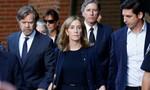 Nữ diễn viên Mỹ chạy trường cho con phải nhận án tù