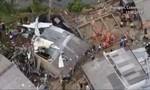 Máy bay rơi ở Colombia, ít nhất 7 người thiệt mạng