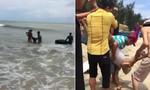 Một du khách đuối nước tử vong tại biển du lịch Cam Bình