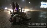 Chạy xe lúc trời mưa, nam sinh viên tử vong thương tâm trên cầu Đồng Nai