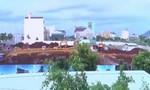 Sập giàn giáo công trình, 2 công nhân rơi từ độ cao 30 mét