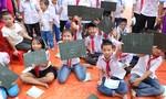 Thêm 20 trường tiểu học ở Nghệ An được trang bị tủ sách