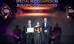 Dấu ấn vì cộng đồng của Gotec Land được ghi nhận bởi giải thưởng quốc tế