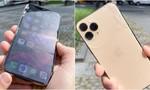 Màn hình iPhone 11 Pro nứt vỡ sau cú rơi... từ túi quần