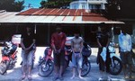 Bắt băng trộm gần 20 xe máy ở vùng giáp ranh TPHCM-Tây Ninh-Long An