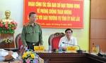 Bộ trưởng Tô Lâm làm việc với Ban Thường vụ Tỉnh ủy Đắk Lắk