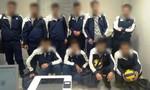 Mười người tị nạn Syria bị bắt vì đóng giả đội bóng chuyền Ukraine