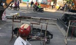 """Liên tiếp xuất hiện """"hố tử thần"""" trên đường Huỳnh Tấn Phát"""