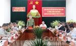 Bộ trưởng Tô Lâm làm việc về phòng chống tham nhũng tại Kon Tum