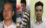 Cả ba anh em Nguyễn Thái Luyện đều đã bị bắt giam