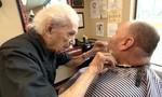 Thợ cắt tóc già nhất thế giới qua đời ở tuổi 108