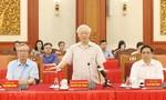 Nguyên lãnh đạo Đảng, Nhà nước góp ý cho dự thảo Báo cáo chính trị
