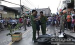 Xe ben chạy giờ cấm cán chết cô gái ở Sài Gòn