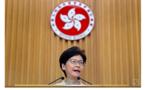 """Đặc khu trưởng Hong Kong thừa nhận gây ra sự """"tàn phá không thể tha thứ"""""""