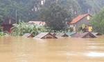 Mưa lũ gây ngập hàng ngàn nhà dân,  3 người chết và mất tích