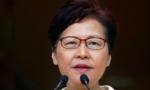 Lãnh đạo Hong Kong chính thức rút dự luật dẫn độ