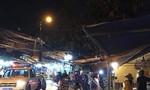 Rò rỉ điện tại chợ, một học sinh bị điện giật tử vong