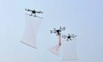 Trung Quốc phát triển drone bắt được vật thể như người nhện