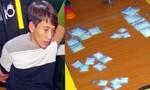 Đi chơi game mang theo 25 gói ma túy đá để sử dụng