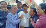 41 ngư dân Quảng Nam được cứu sau gần 40 giờ bám can trôi trên biển