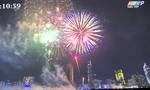 Mãn nhãn với pháo hoa tầm cao chào năm mới 2020 tại TPHCM