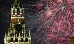 Rực rỡ những màn bắn pháo hoa thời khắc Giao thừa trên toàn cầu