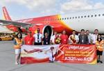 Vietjet nhận thêm tàu bay mới, phục vụ khách dịp Tết Canh Tý