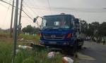 Xe tải tông nhóm học sinh tan trường, 2 em thương vong
