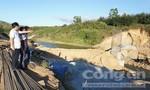 Dân hiến hơn 8.000m2 đất làm cầu