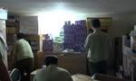 TPHCM: Phát hiện lượng lớn thuốc tân dược nghi nhập lậu