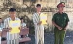 Tha tù trước thời hạn cho 2 phạm nhân về đón Tết với gia đình