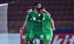 Clip trận Syria thua Saudi Arabia 0-1, hai đội vào tứ kết