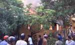 """""""Bà hỏa"""" thiêu rụi ngôi chùa cổ nhất ở Trà Vinh"""