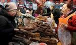 Dân Trung Quốc chật vật ăn Tết do giá heo tăng đến 200%