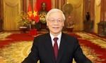 Tổng Bí thư, Chủ tịch nước Nguyễn Phú Trọng chúc Tết xuân Canh Tý 2020