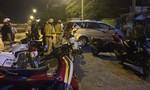 """TPHCM: Thành viên Tổ Cảnh sát 363 bị """"quái xế"""" tông hy sinh"""