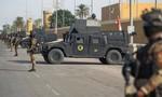 Còi báo động vang lên khi đạn cối rơi gần sứ quán Mỹ ở Iraq