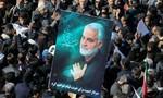 Giẫm đạp tại tang lễ tướng Iran, ít nhất 40 người chết